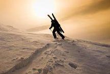 Skifahren / Endlose Weite, und ich mittendrin: Fans der weißen Pracht genießen das nahezu lautlose Gleiten durch die Winterlandschaft. Ob Abfahrt oder Langlauf: Schöner kann Wintersport nicht sein! Wer Ski-Urlaub in Kanada machen möchte, ist hier richtig: http://www.sktouristik.de/Reisen/Winter/Ski-Module/