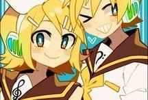 Rin&Len Kagamine
