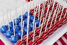 Patriotic Recipes / Great patriotic recipe ideas for any patriotic events especially the 4th of July!