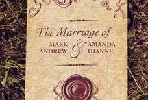 Mariage Gothique - Thème de mariage