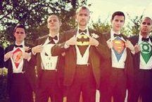Mariage Super-Heros - Thème de mariage