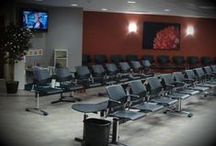 Healthcare Interiors / Efficient management of space as well as the effective use of colours and textures that are calm and soothing is of prime importance. Our experts will work with you to take all of these into consideration, ensuring the optimum workflow as well as maximizing the comfort for the healthcare workers and patients.