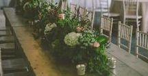 Rustic Party Ideas - Plants & Flowers
