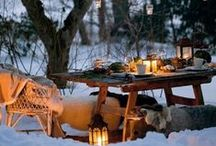 Winter Food & Mood / Inspiration