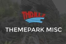 Themepark Misc / Miscellaneous themepark items