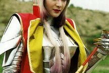 COSTUME INSPIRATION / Sci-fi costumes, traditional dress, photography
