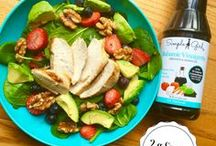 Buy It Here ★ / Buy it now on Pinterest! Sugar-free BBQ sauce, sugar-free dressings, gluten-free BBQ sauce, gluten-free dressings. Perfect BBQ sauce for Weight Watchers, Nutrimost, Shape Reclaimed, Keto, NPC, IFBB, and more!