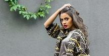 Street Fashion Portraits / Stylish street fashion photos