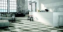 "Diamond Collection /  "" The Essence of Matter with the Advantages of Porcelain "" · Porcelain Tile · 70x40cm · 27'5''x16''"