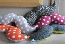 pillows! / by Anke Smekens