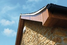 Eurocell Roofline / We offer everything you need for a complete, high-performance roofline  system, manufactured to the highest quality standards. From fascias, soffits  and guttering to dry verge, over-fascia ventilation and all the essential trims and  accessories – we can install a roofline system that will really enhance your home.