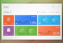 Icons, Buttons, Design Components / by Kaushik Sinha