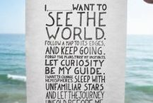 One day I'll see the world