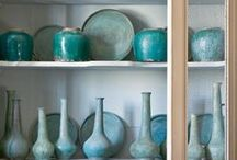 Vessels, vases and pretty little things