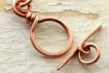 Wire Elements for Jewelry