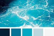 COULEURS TENDANCE / Amateurs de Design, de Graphisme ou tout simplement de Déco, voici les couleurs tendances du moment ou des idées de combinaisons harmonieuses !