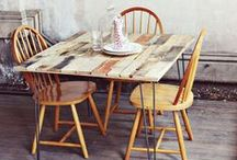 Furniture Makeover / Furniture transformation. / by Mari Lopez