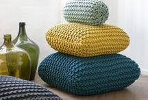 2 - Cushions and Pillows / A 2nd collection of pillows and cushions. / by Mari Lopez Designs