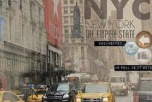 NYC Scrapbooking / by Shauna Senka