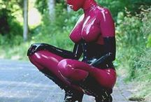 Latex & Rubber Babes