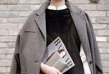 "• m y  s t y l e  • / ""Simplicity is the keynote of all true elegance.""  ― Coco Chanel"