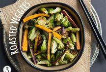 Veggie/Fish Meals