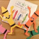 Book: The Day The Crayons Quit