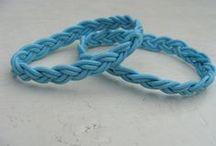 Armbandjes / Zelfgemaakte armbandjes