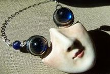 Face-off / surrealistic physiogdomy, masks, art