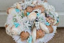 Wedding Style: Sea-Worthy & Nautical Inspired / Check out this board for inspiration for your idea nautical or beach-themed wedding! Because who doesn't love a summer wedding on the water?