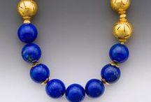 For the Love of Lapis /  Lapis Lazuli