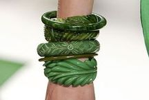 Statement Bracelets / Bodacious statement-making bracelets. What's on your wrist?