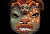 First Nations, Misc Northwest Coast: Art, Artists & Culture / Art produced by the incredibly talented Northwest Coast artists, also referred to as First People. See separate boards for John Marston (Coast Salish), Preston Singletary (Tlingit) & Bill Reid (Haida), Kwakwaka'wakw & Tsimshian as well as Australian Aborigine, NZ Maori art and more.