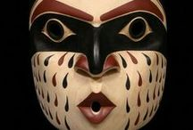 First Nations, Tsimshian: Art, Artists & Culture