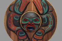 First Nations, Kwakwaka'wakw / Kwakiutl: Art, Artists & Culture