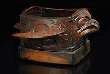 First Nations, Tlingit: Art, Artists & Culture