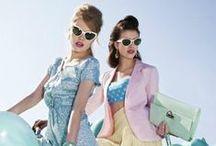 Style Inspiration: Retro / Retro Fashion Inspiration | Mid-Century Modern | Mad Men Era Fashion | 1950's Fashion