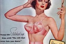 Retro Lingerie & Swimwear Ads