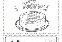Idee Regalo per i Nonni / Simpatica raccolta di disegni dedicata ai nonni