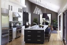 Kitchens / Where we like to hang! / by Cheryl Small