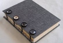 abOut bOOks / Βιβλία, τετράδια, σημειωματάρια Handmade books, notebooks, journals, hard cover books.