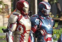 Iron Man & Tech Suits / by BJ Master Yoda