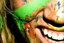 ..el maquillaje <3 / ..Guapas, que más puedo decir, que la maquillaje más importante es la sonrisa. ;) <3