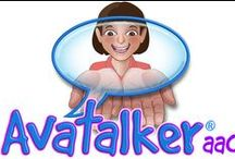 Avatalker AAC / Avatalker ® AAC is a robust, full-featured augmentative and alternative communication solution designed for the iOS platform (Apple's iPad and iPad Mini). It gives nonverbal children and adolescents the ability to build phrases and sentences pictographically, which are then converted to audible speech. It features a 1,500+ word vocabulary and exclusive symbol set library by Aurora Symbols that is easy to navigate and fun to use!