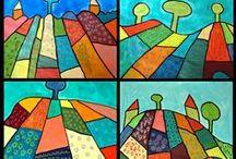 Arts visuels - Bricolages