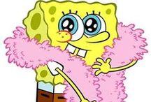 Sponge BOB  square pant / by Gulay Ugurlu