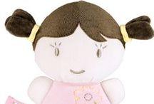 Organic Plush Toys / Organic cotton plush toys