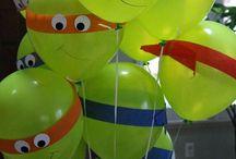 Birthday parties! / by Aleah Nasah