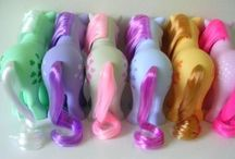 Ponies From All Generations / by Summer ☃