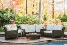 Casuwel Outdoor Living Furniture & Accesories / Outdoor Lighting Perspectives of Kansas City is proud to be a Certified Sales Rep for Casuwel premium woven outdoor furniture and accessories, providing our clients with a substantial savings discount off all online prices.
